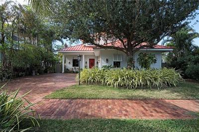 Naples FL Single Family Home For Sale: $2,650,000