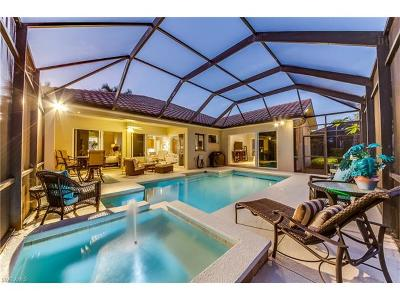Fort Myers Single Family Home For Sale: 12551 Villagio Way