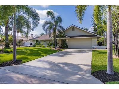 Bonita Springs Single Family Home For Sale: 3569 Cartwright Ct