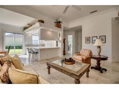 Naples Single Family Home For Sale: 7308 Carducci Ct