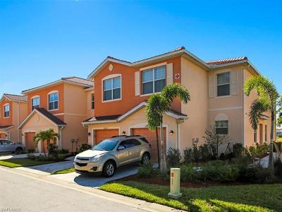Fort Myers Condo/Townhouse For Sale: 10301 Via Colomba Cir