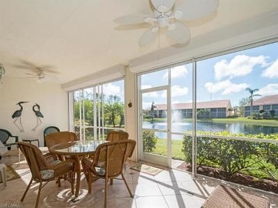 Collier County Condo/Townhouse For Sale: 2415 Bayou Ln #13
