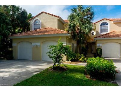 Naples Condo/Townhouse For Sale: 93 Silver Oaks Cir #3101