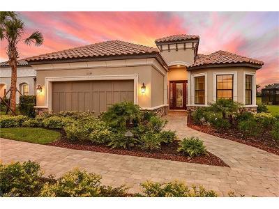 Bonita Springs Single Family Home For Sale: 23757 Pebble Pointe Ln