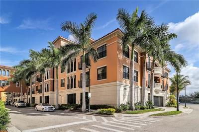 Estero Condo/Townhouse For Sale: 8010 Via Sardinia Way #4311