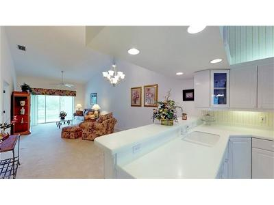 Collier County, Lee County Condo/Townhouse For Sale: 1972 Cascades Dr #8