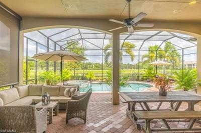 Naples FL Single Family Home For Sale: $865,000