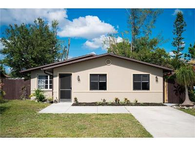 Naples Park Single Family Home For Sale: 637 99th Ave N