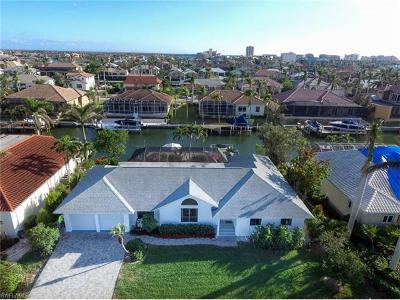 Marco Island FL Single Family Home For Sale: $894,000