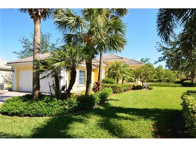 Bonita Springs Single Family Home For Sale: 15347 Bonefish Trl