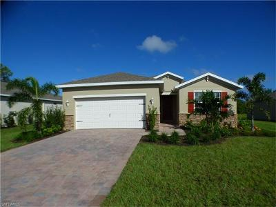 Cape Coral Single Family Home For Sale: 3156 Amadora Cir