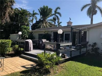 Fort Myers Single Family Home For Sale: 1457 Passaic Ave