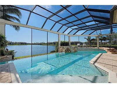 Naples Single Family Home For Sale: 7538 Hogan Ct
