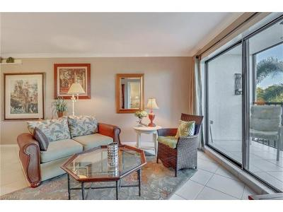 Bonita Springs Condo/Townhouse For Sale: 5220 Bonita Beach Rd #107