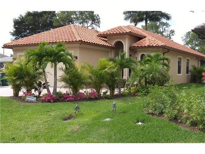 Naples Park Single Family Home For Sale: 841 101st Ave N