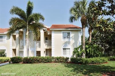 Naples Condo/Townhouse For Sale: 7762 Jewel Ln #204