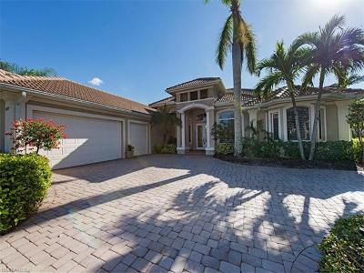 Naples Single Family Home For Sale: 5927 Barclay Ln