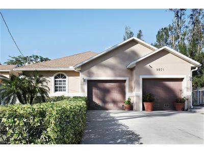 Bonita Springs Single Family Home For Sale: 9971 Connecticut St