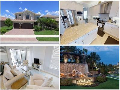 Riverstone Single Family Home Pending With Contingencies: 2735 Cinnamon Bay Cir