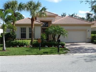 Bonita Springs Single Family Home For Sale: 23651 Via Carino Ln