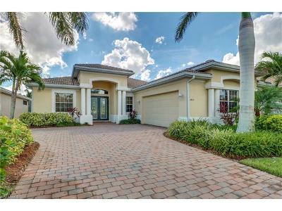 Collier County Single Family Home For Sale: 6821 Il Regalo Cir