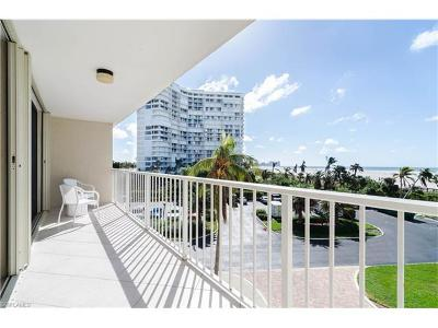 Marco Island Condo/Townhouse Pending With Contingencies: 380 Seaview Ct #305