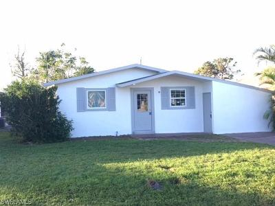 Naples Park Single Family Home For Sale: 576 101st Ave N