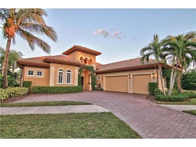 Collier County Single Family Home For Sale: 8958 Shenendoah Cir