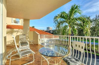 Marco Island Condo/Townhouse For Sale: 1111 Swallow Ave #1-201