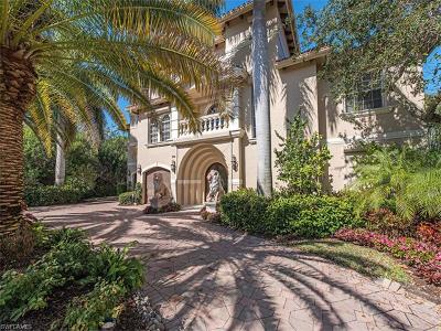 Naples, Marco Island, Sanibel, Captiva, Longboat Key, Sarasota, Osprey, Nokomis, Boca Grande Single Family Home For Sale: 996 Royal Marco Way