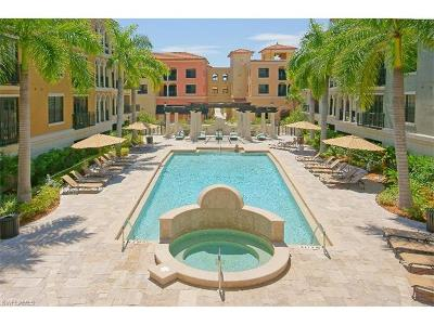 Estero Condo/Townhouse For Sale: 8011 Via Monte Carlo Way #116