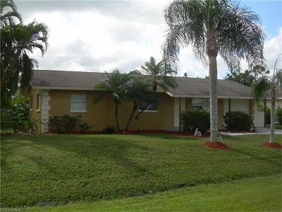 Fort Myers Single Family Home For Sale: 9080 Hamlin Rd W