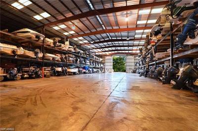 Bonita Springs Boat Slip For Sale: 5025 Bonita Beach Rd