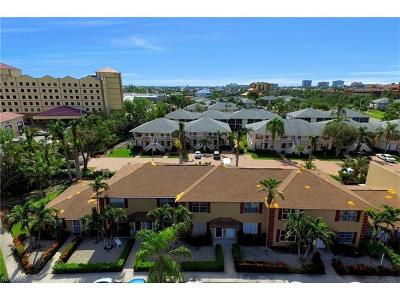 Marco Island Condo/Townhouse For Sale: 731 W Elkcam Cir #B112