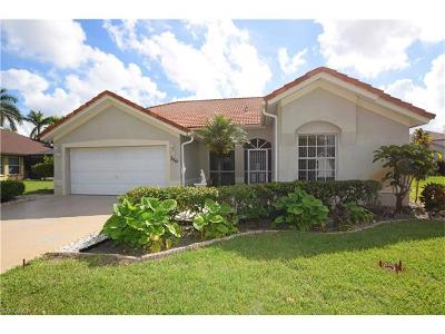 Estero Single Family Home For Sale: 3641 Bali Ln