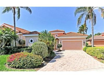 Naples Single Family Home For Sale: 941 Tierra Lago Way