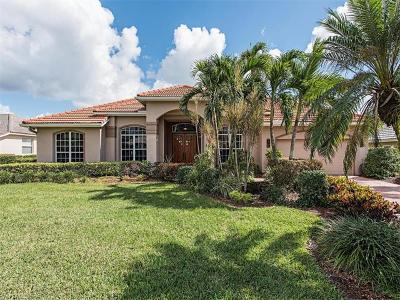 Naples Single Family Home For Sale: 8895 Lely Island Cir