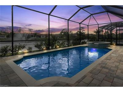 Naples Single Family Home For Sale: 14521 Tuscany Pointe Trl