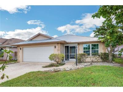 Naples Park Single Family Home For Sale: 562 110th Ave N