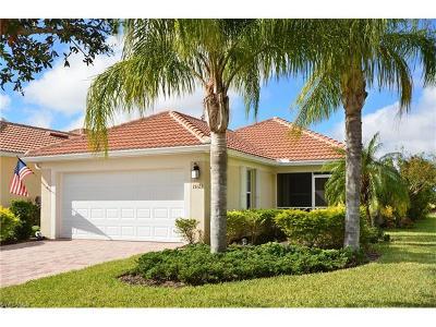 Bonita Springs Single Family Home For Sale: 15121 Estuary Cir