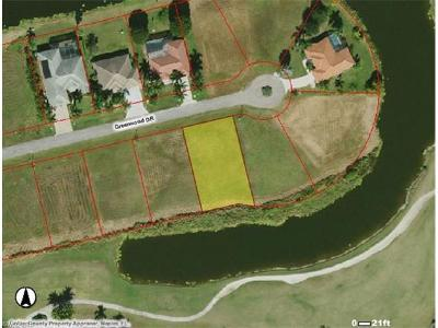 Naples Residential Lots & Land For Sale: 18036 Greenwood Dr