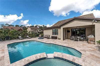 Naples Single Family Home For Sale: 16346 Winfield Ln