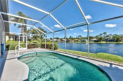 Bonita Springs Single Family Home For Sale: 25849 Pebblecreek Dr