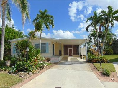 Goodland, Marco Island, Naples, Fort Myers, Lee Mobile/Manufactured For Sale: 5 Le Mans Dr