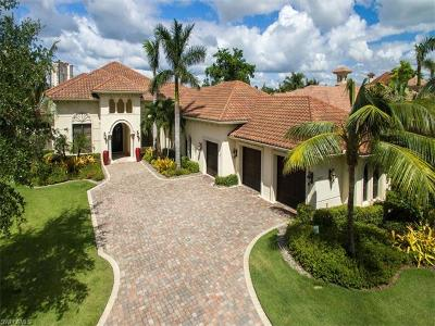 Bonita Springs FL Single Family Home For Sale: $2,650,000