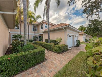 Naples Condo/Townhouse For Sale: 5360 Andover Dr #102
