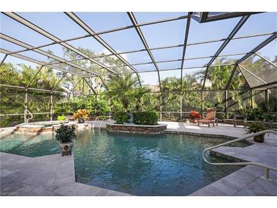 Naples Single Family Home For Sale: 188 Silverado Dr