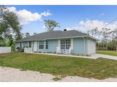 Naples Single Family Home For Sale: 3590 White Blvd