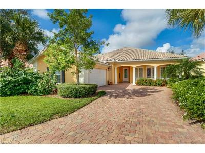 Bonita Springs Single Family Home For Sale: 14805 Carducci Ct