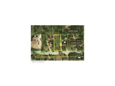 Bonita Springs Residential Lots & Land For Sale: 3914 Quails Walk